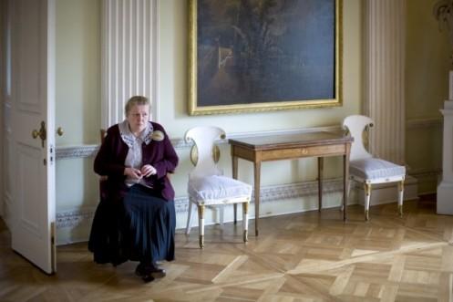 "D: Pizzigoni, ""San Pietroburgo, Museo Pavlosvsk Palace"""
