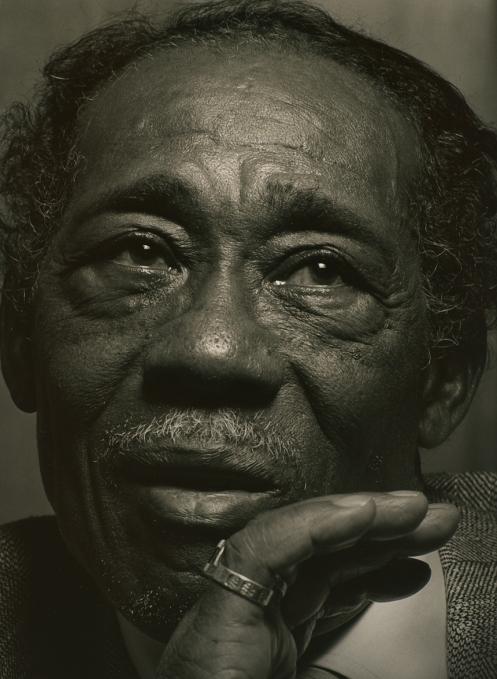 J. LaBounty, Portrait of Grady, NYC