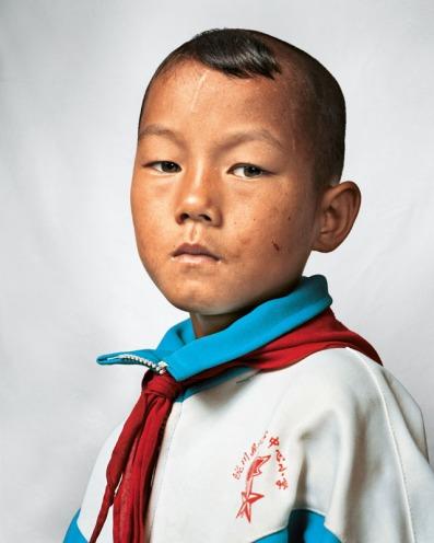 J. Mollison, Dong, 9, Yunnan, China
