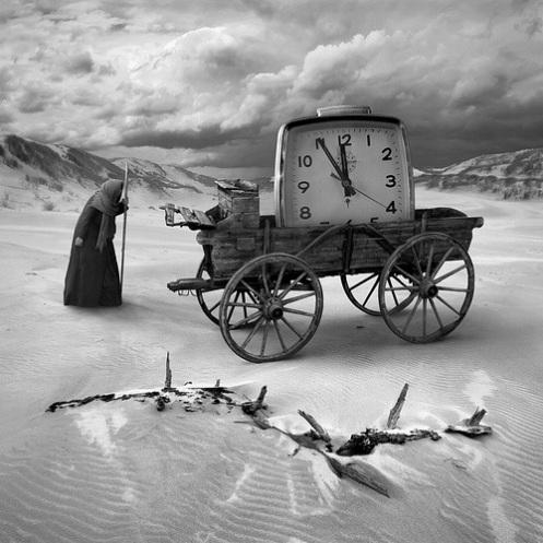 """D. Klimczak, """"Timer"""", 2011"""