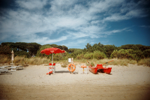 "B. Falugi, from series ""A summer"""