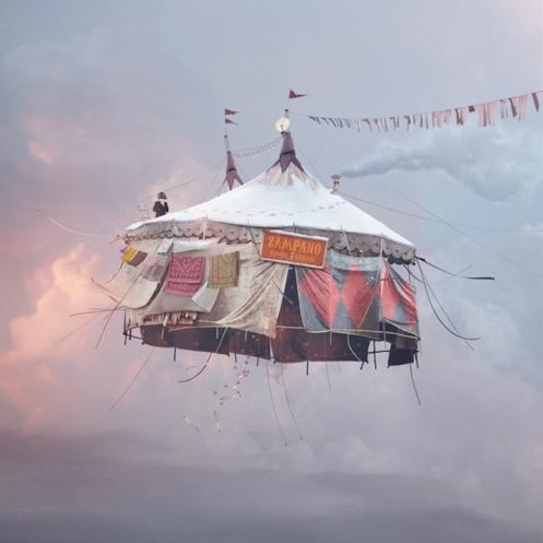 "L. Chehere, ""Cirque/Circus"""