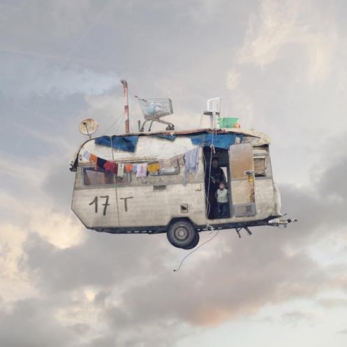"L. Chehere, ""Caravane/Caravan"""