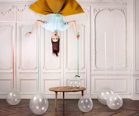 "E. Usdin, ""Ballons"", form series ""SIA"""