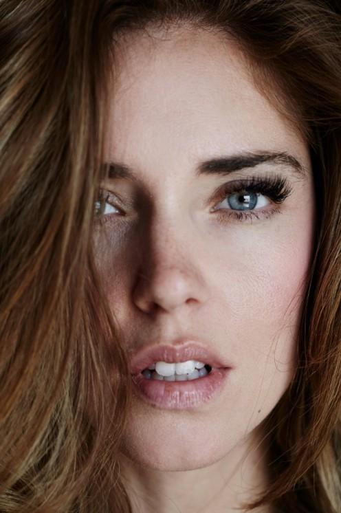 A. Arthur, model: Chiara Ferragni