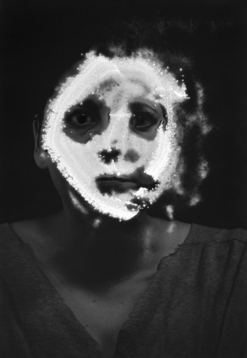 "L. Demaison, ""Masque"", from series ""Images seules (Aqua bon-Lévitation…)"""