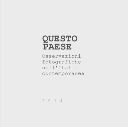 "Cover of ""Questo Paese"""