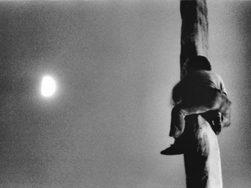 """M. Dondero, """"L'uomo che voleva raggiungere la luna"""", 1994"""