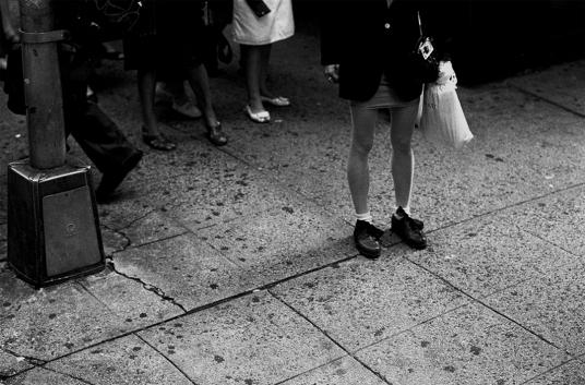 """F. Tecchio, """"New York, USA. Crossroad"""""""