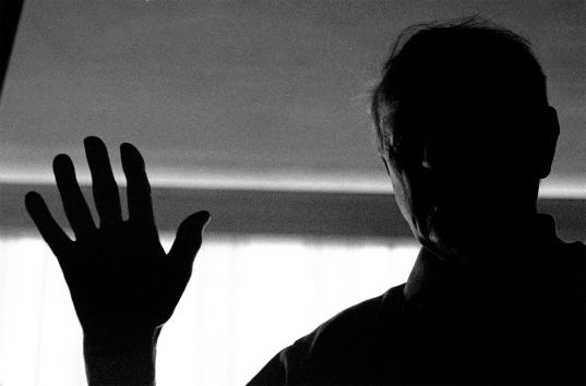 "F. Tecchio, from series ""Exit"""