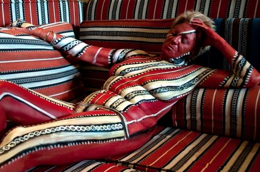 """""""2012: Arabian Cushions, UAE"""""""