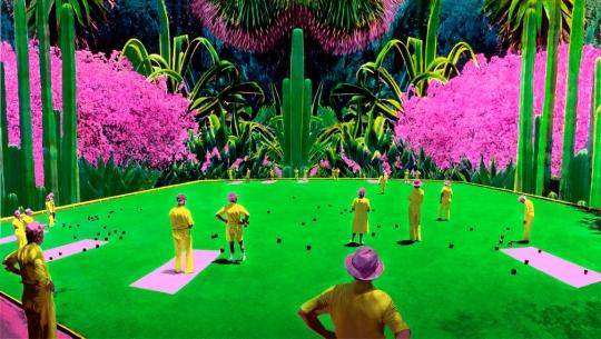 "J. Gottlieb, ""Lawnbowler's: Life"""